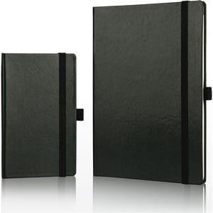 A5 Notebook / Journal in Veleta PU Cover