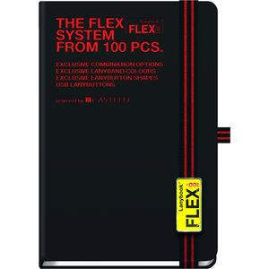 Flex A5 Ruled Paper Notebook Matra