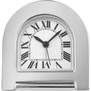 Rome Chrome Alarm Clock