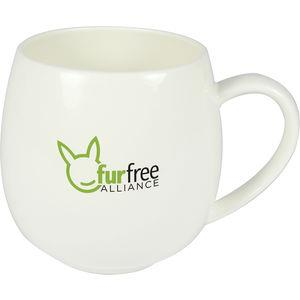 Hug Mug White Bone China