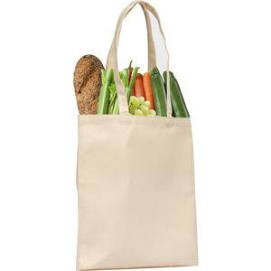Sandgate' 7oz Cotton Canvas Tote Bag Natural