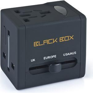 Black Box World Travel Charger