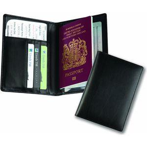 Balmoral Leather Passport