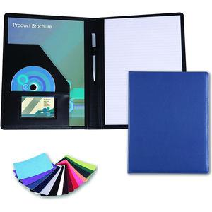 Belluno A4 Conference Folder Colours