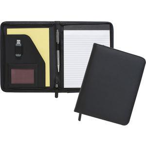 Dartford A5 Zipped Folio