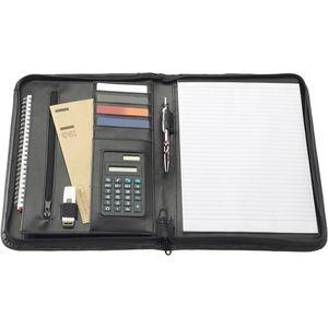 Bourton A4 Calculator Folder