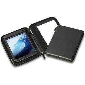 Houghton Mini Zipped Portfolio Tablet Holder