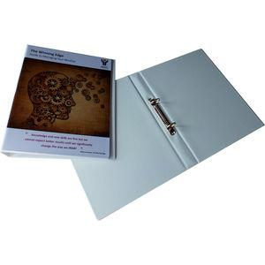 A4B25/2 Ring Binder (Full Colour)
