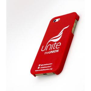 iPhone 5 Rigid Plastic Case - UK Made - Recycled