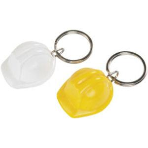 Hard Hat Keyring - Small