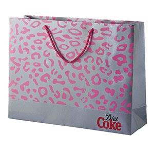 300 x 120 x 400mm Paper Laminated Carrier Bag