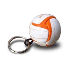 PVC Mini Football Keyring
