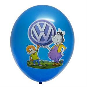 Multi Colour Print Latex Balloon