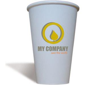 Paper Cup - 16oz/48cl - White