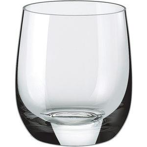Lunar crystal side tumbler