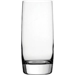 Clear Bowl Shaped Highball