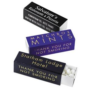 Match Box Mints