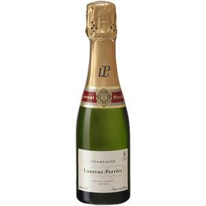 Personalised Laurent Perrier 20cl Champagne