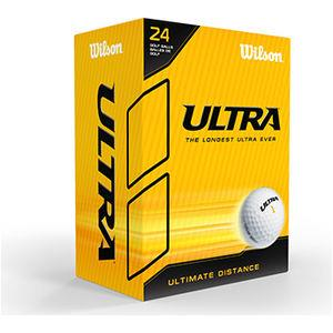 Wilson Ultra Distance/Ultra Straight (15pack)