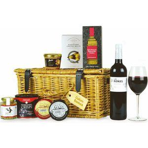 Personalised Hamper - Savoury Gift Basket