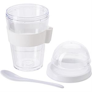 Plastic Breakfast Mug. 350ml