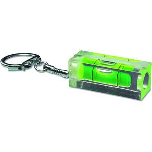 Spirit Level with key chain.