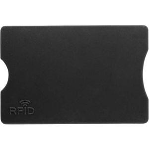 Plastic Card Holder with RFID Protection.