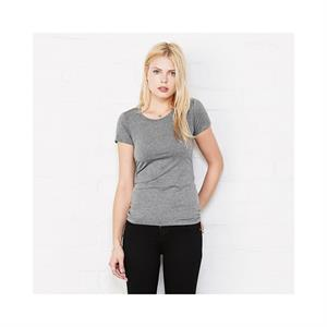 B & C Triblend Crew Neck T-Shirt