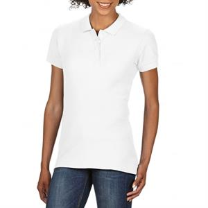 Gildan Softstyle Ladies' Double Pique Poloshirt