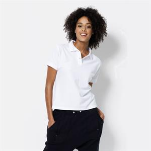 SG Ladies' Polycotton Poloshirt