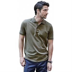 Teejays Men's Luxury Stretch Poloshirt