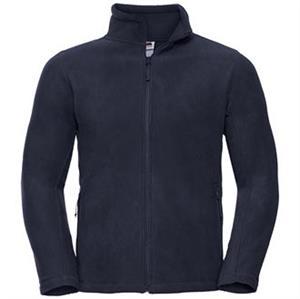Russell Men's Full Zip Outdoor Fleece