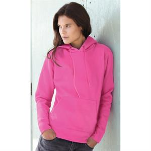 Fruit of the Loom Classic 80/20 Lady Fit Hooded Sweatshirt