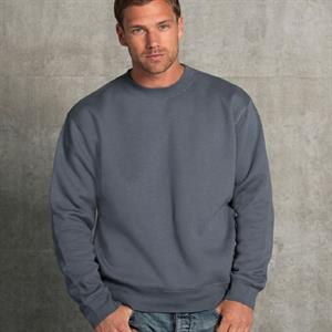 Russell Set In Sleeve Sweatshirt
