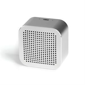 The Silver Square Speaker