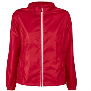 United Brands Ladies' Fastplant Windbreaker