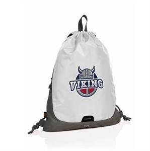Step Drawstring Backpack