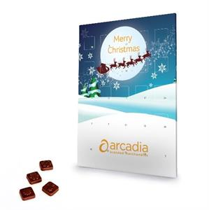 Traditional Chocolate Advent Calendar