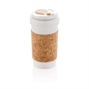 Eco Mug With Cork Sleeve 400ml