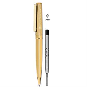 Crown Gold Santos Ballpen