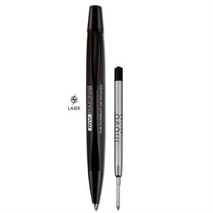 Crown Black Trident Ballpen