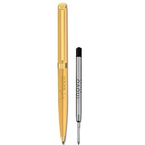 Crown Gold Elise Ballpen