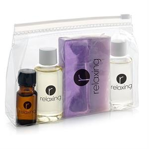Natural Toiletry Set in a Bag