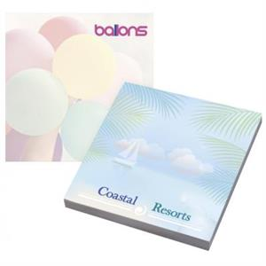 Bic 50 Sheet Adhesive Note Pad