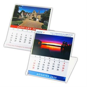 CD Case Style Calendars