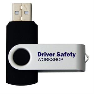 Twister Flash Drive 4GB