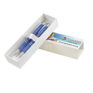 Crosby Soft Touch Pen & Pencil Set