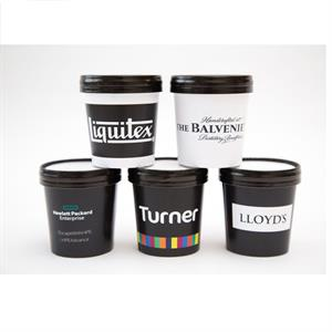 Personalised Ice Cream Tub