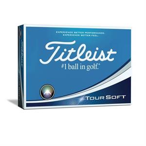 Titleist Tour Soft Golfballs
