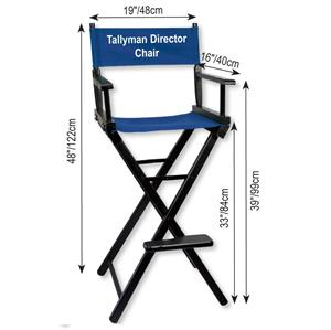 Tallyman Director's Chair